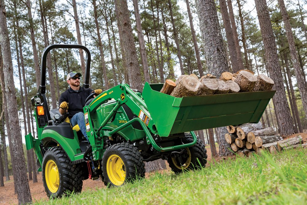 Compact Utility Tractors for Sale