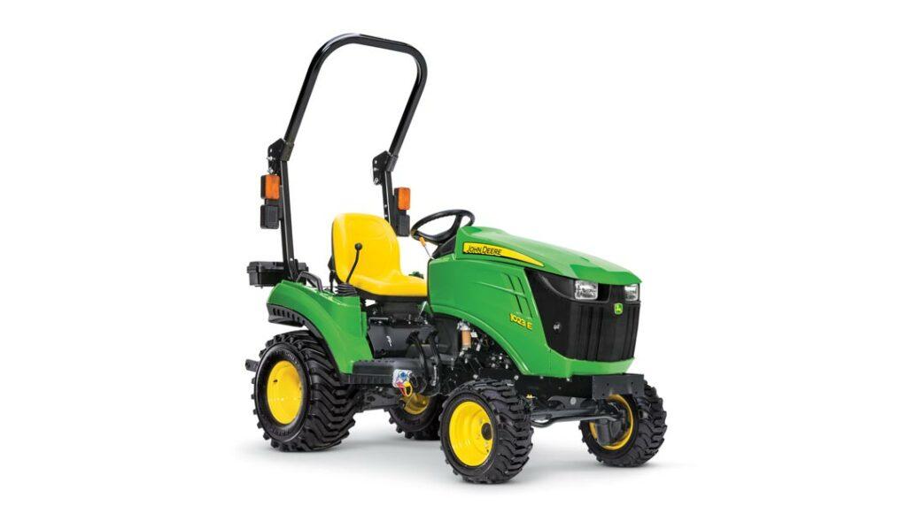 John Deere 1023E Tractors