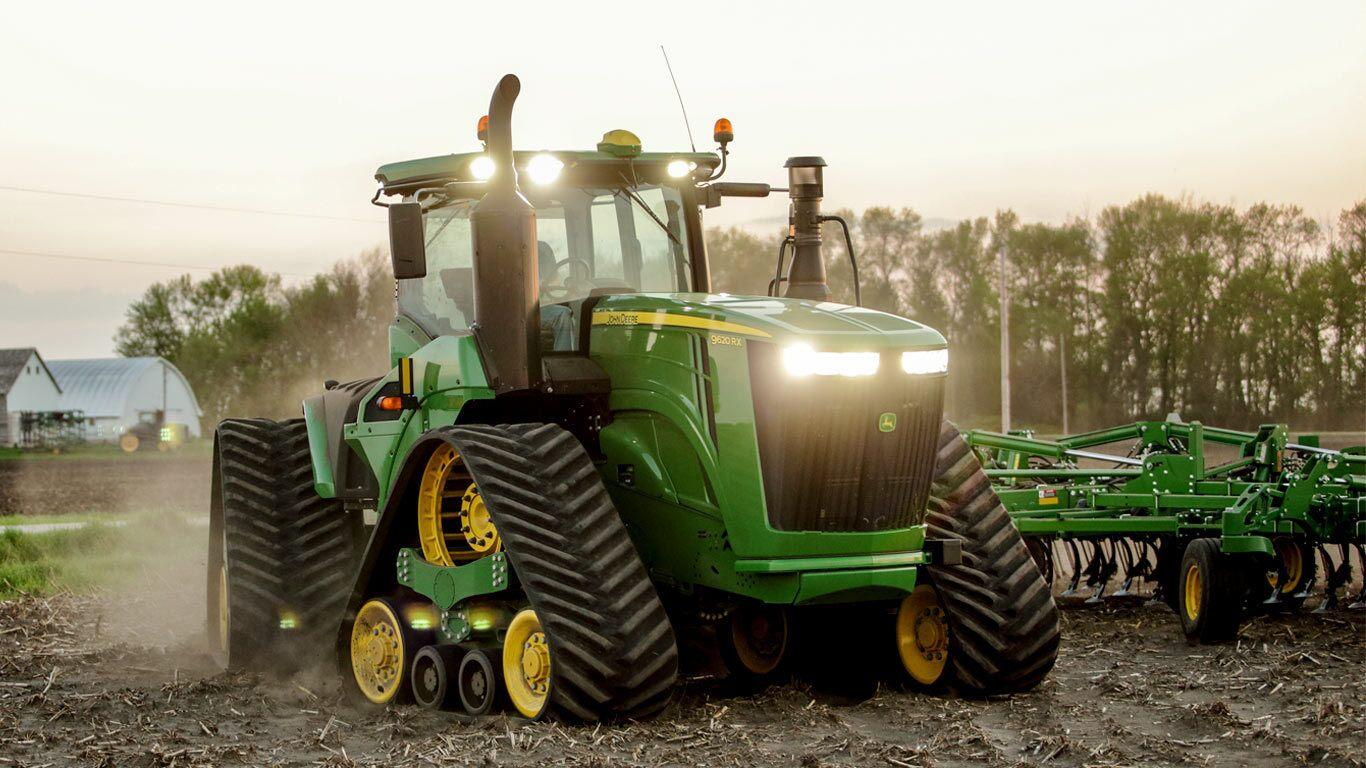 9620RX Row Crop Tractor
