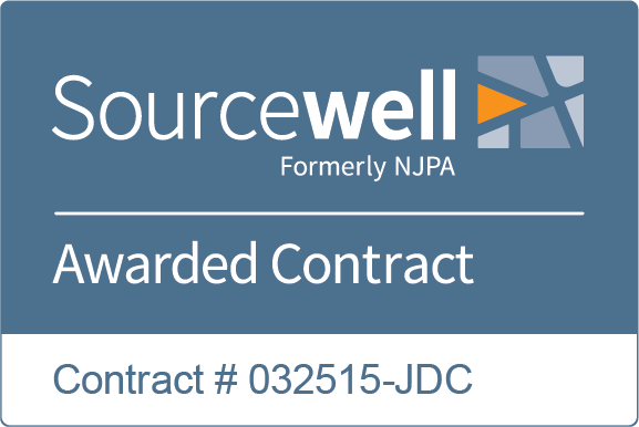 Sourcewell Awarded Contract Card