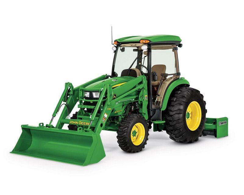 4066R Compact Tractors