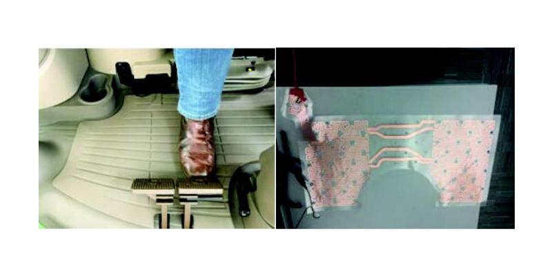 NEW! John Deere Heated Floor Mat